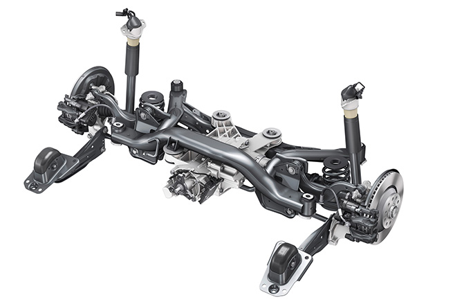 What Is Suspension In Car >> Car Suspension What It Is And How It Works