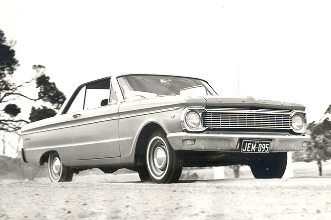 Ford Falcon: Top Five Collectible models