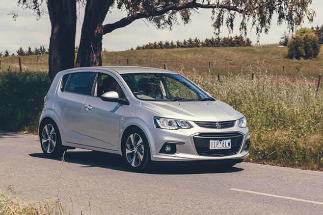 2017 Holden Barina facelifted and upgraded