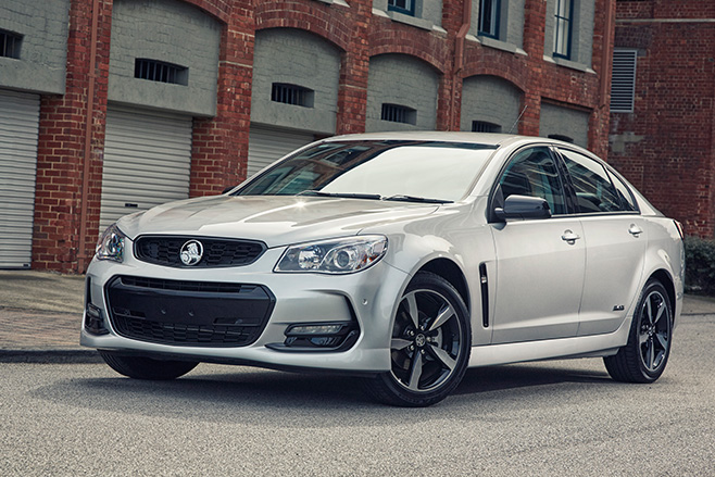 2018 Holden Commodore Whats Different