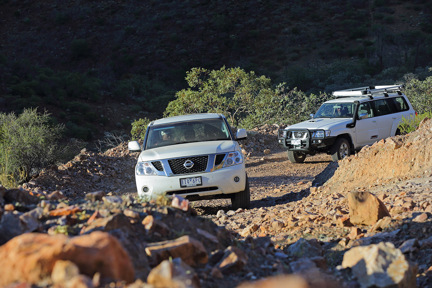 Nissan Patrol Y61 bows out with Legend Edition