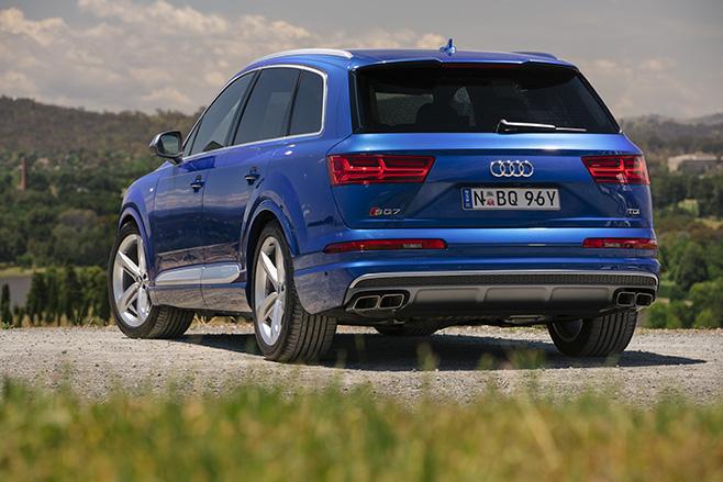 Audi SQ Quick Review - Audi sq7 price