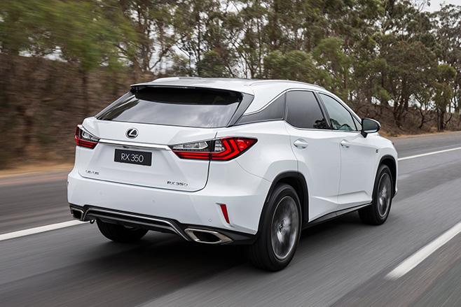 Lexus RX 7-seater edges closer to production