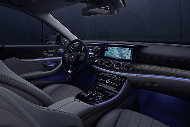 2017 mercedes benz e400 sedan quick review - Mercedes e coupe interior ...