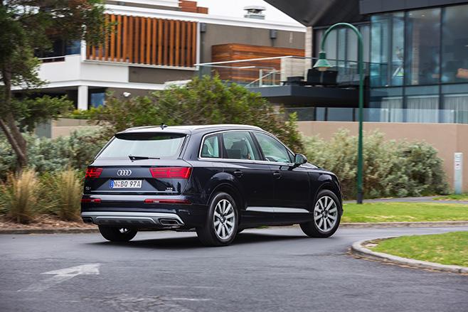 Audi Q TDI Review - Audi q7 tdi