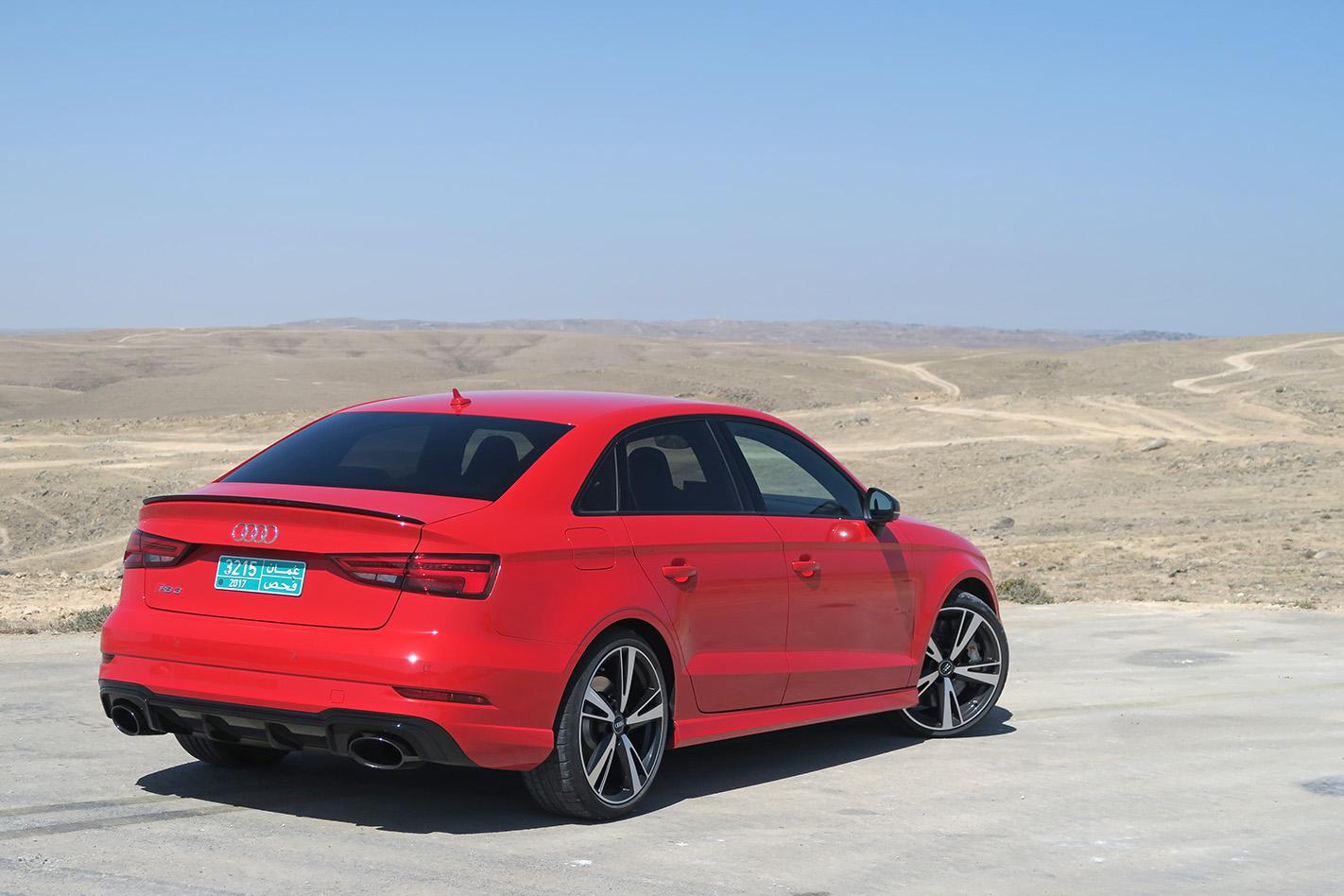 2017 Audi Rs3 Sedan Quick Review
