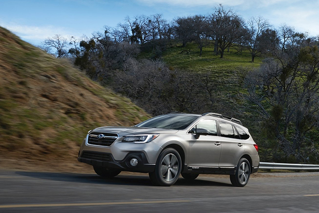 2018 subaru outback facelift revealed in the us rh whichcar com au