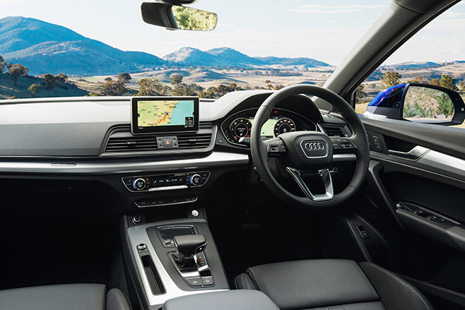 Audi Q TDI And TFSI Pricing And Features - Audi q5 price