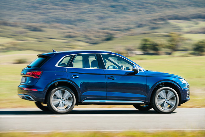 design audi reviews specification front and price