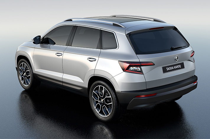 2018 Skoda Karoq To Kill Off The Entry Level Suv