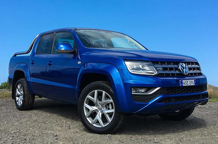 Mercedes Benz X Class To Vw Amarok The Rise Of The Luxury Ute