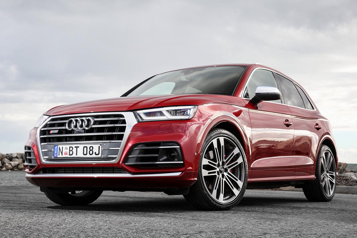 Audi SQ Quick Review - Audi sq5 review