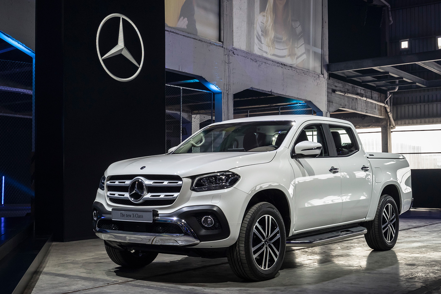 2018 Mercedes Benz X Class Trade Ute To Boast Three Very Different