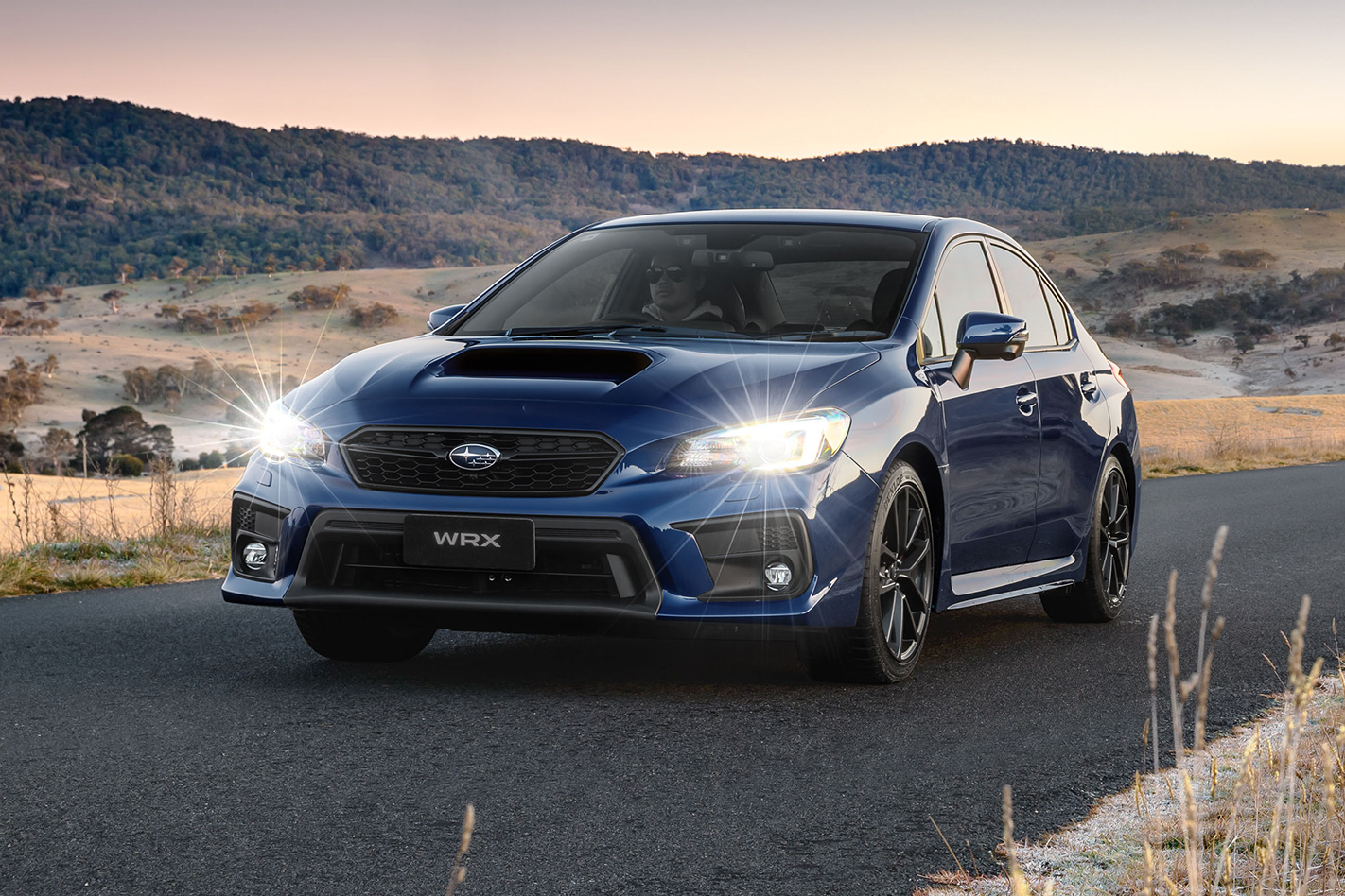 2018 Subaru Wrx And Sti Price Features Announced 19 Inch Wheels On All Cvt Automatic Variants Also Gain Eyesight Driver Assist Package With Collision Prevention Adaptive Cruise Control As Well An Electronic