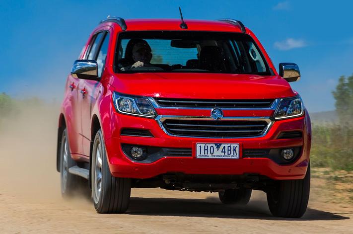 Holden S New Suv Range Explained
