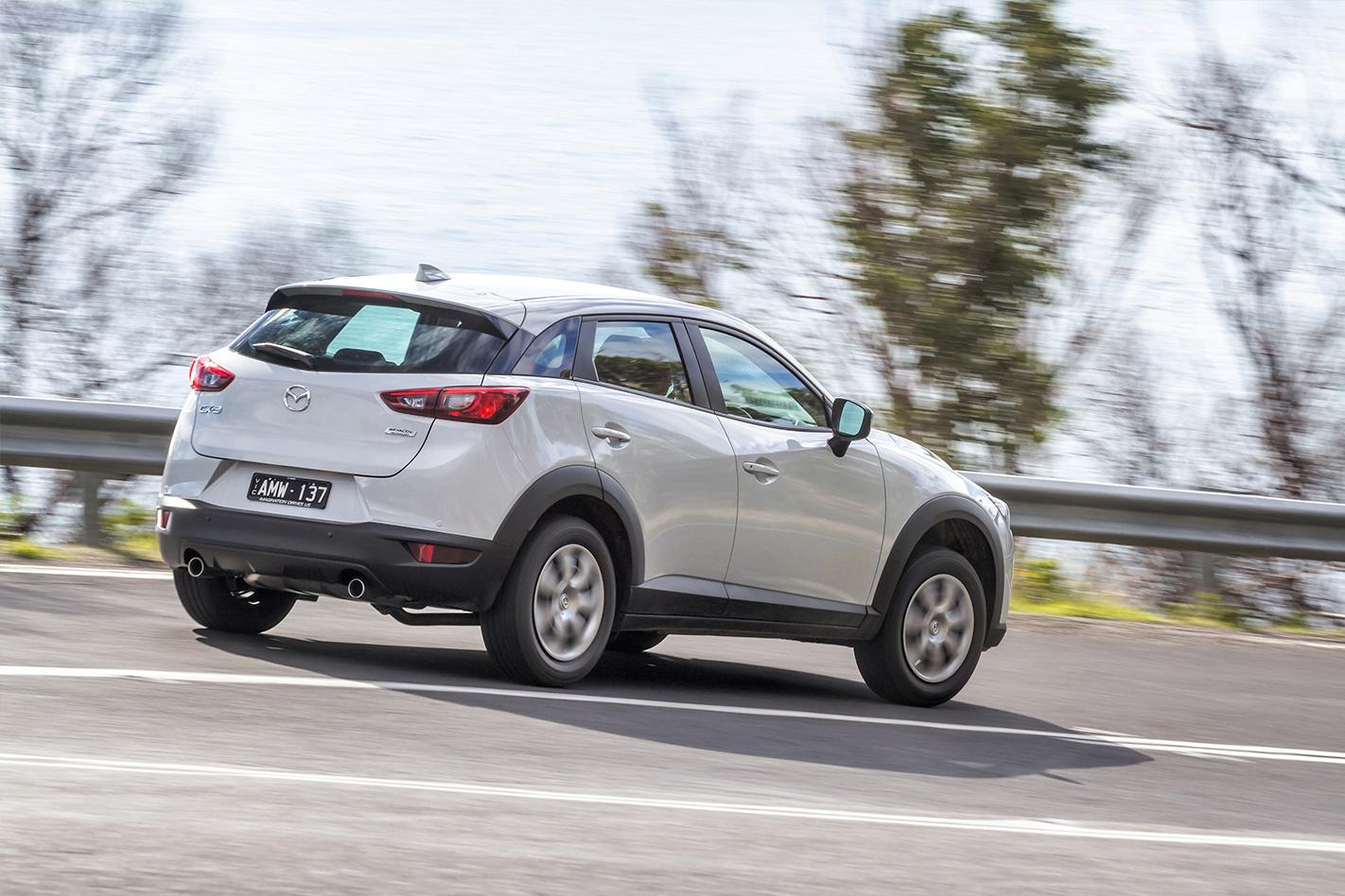 2017 Mazda CX-3: Which spec is best?
