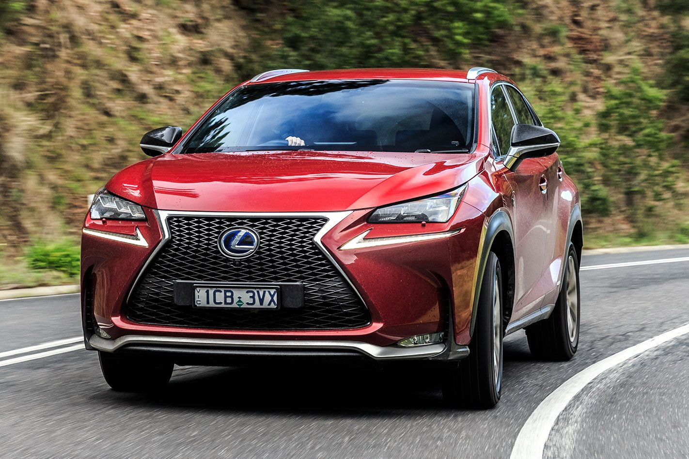 Lexus prices australia
