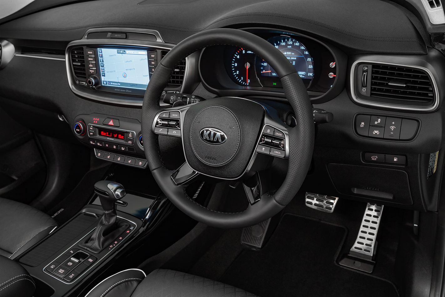 2018 kia sorento pricing and features. Black Bedroom Furniture Sets. Home Design Ideas