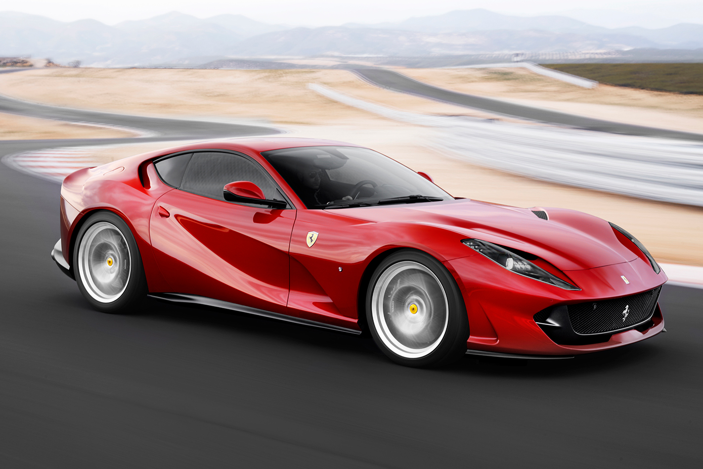 Top-speed heroes: The five fastest cars you can buy in Australia