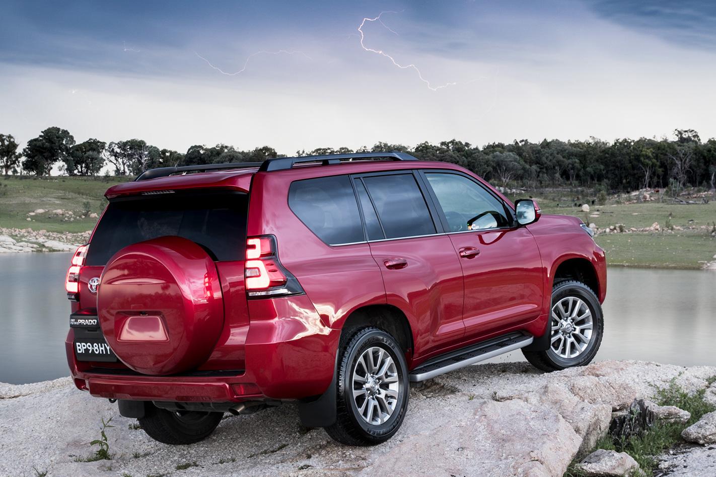 2018 Toyota Landcruiser Prado Price Amp Features