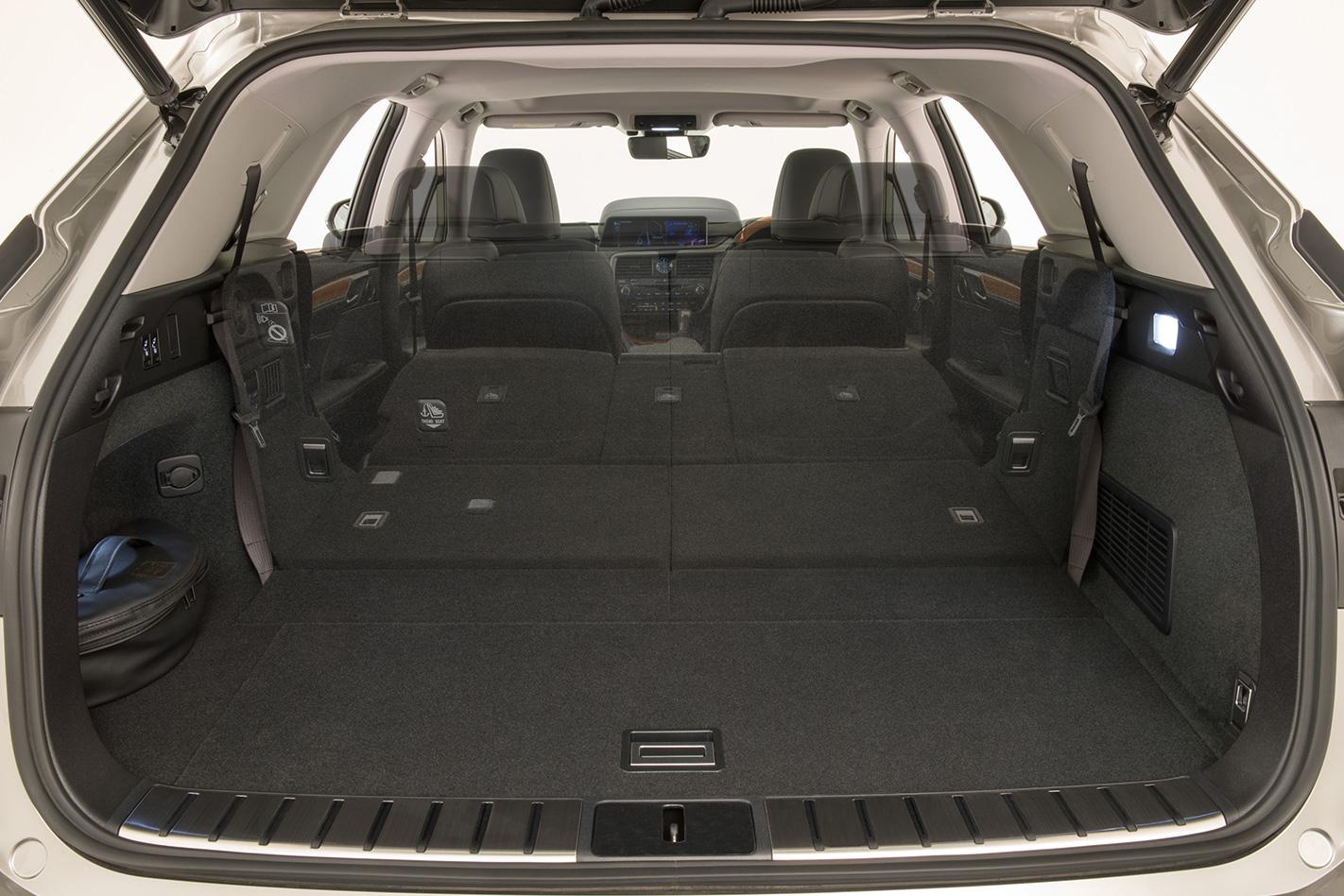 Lexus Rx 7 Seater Arrives In Oz