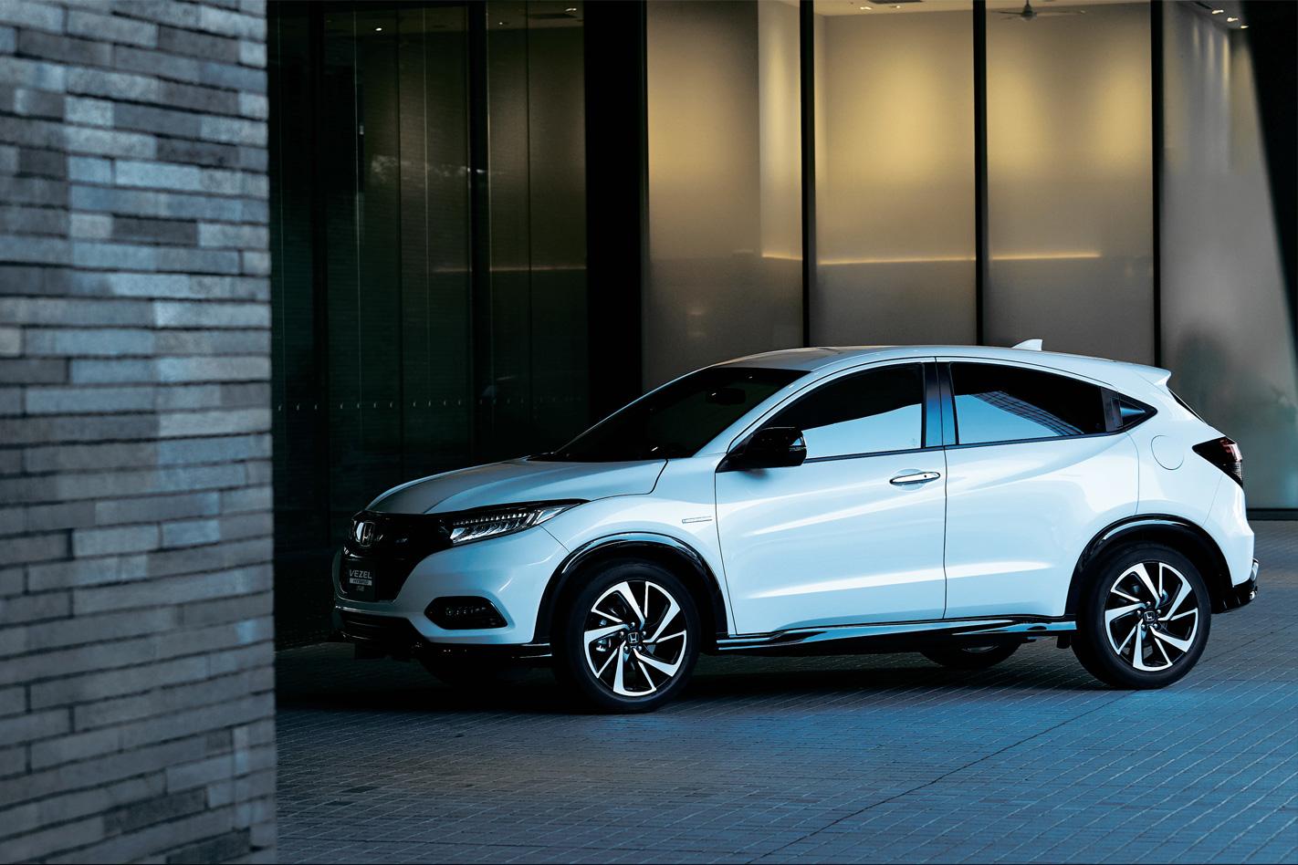 Honda Hrv 2019 >> 2018 Honda HR-V receives a mid-life facelift