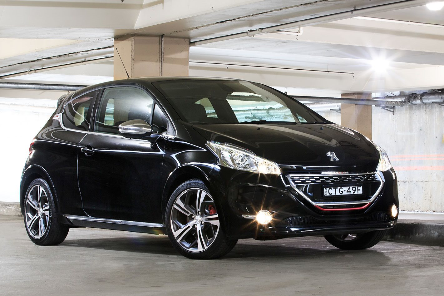 2014 peugeot 208 gti long term car review part 1. Black Bedroom Furniture Sets. Home Design Ideas