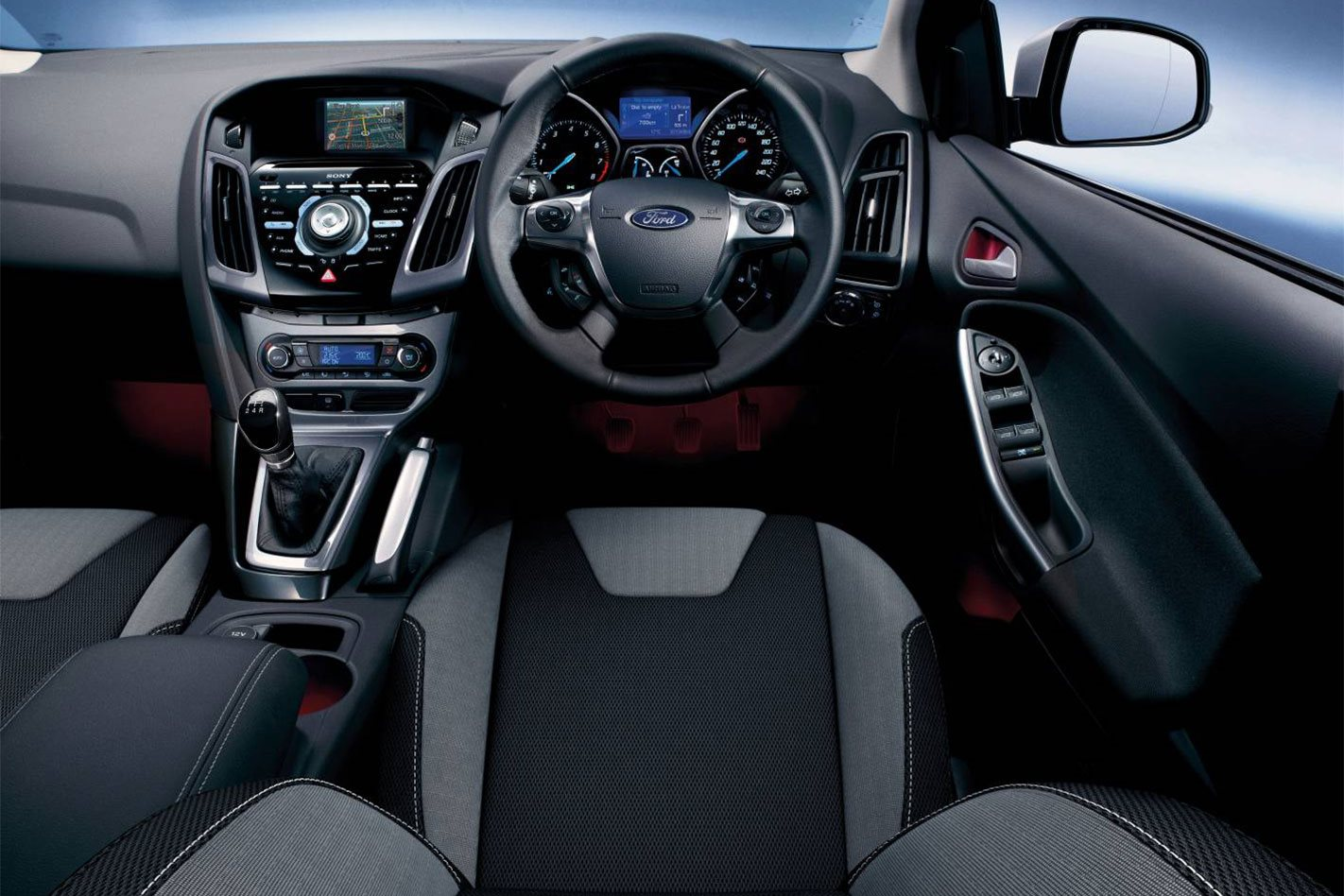 2014 2015 Ford Focus Review Motor