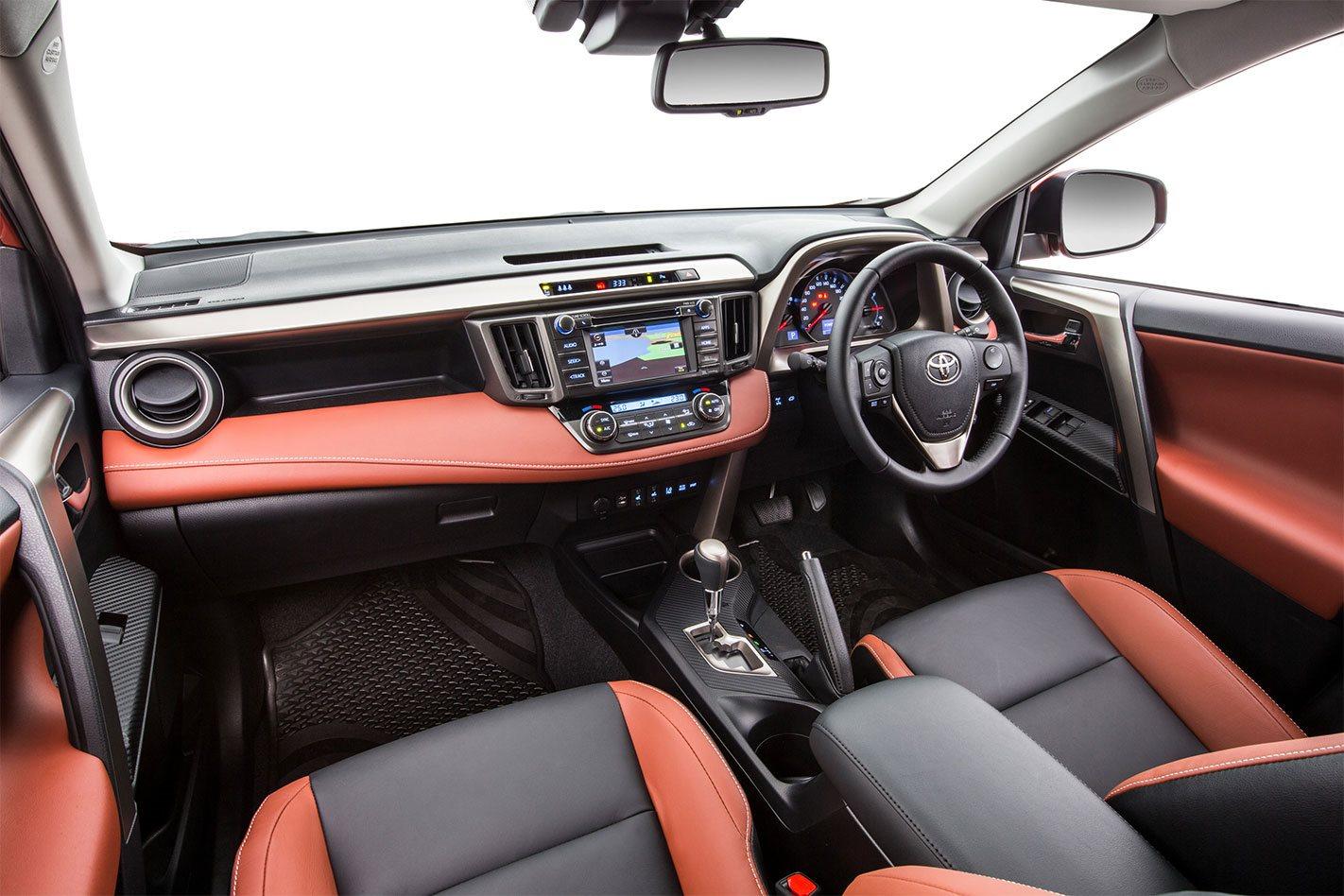 2015 Toyota RAV4 Review