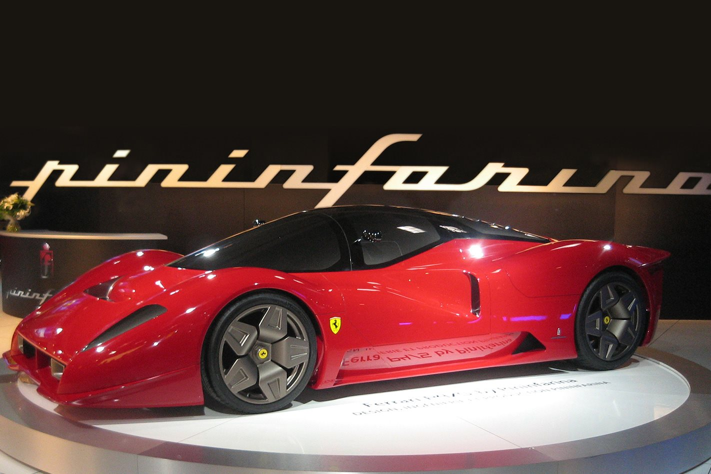 Ferrari P4 5 >> Pininfarina Design