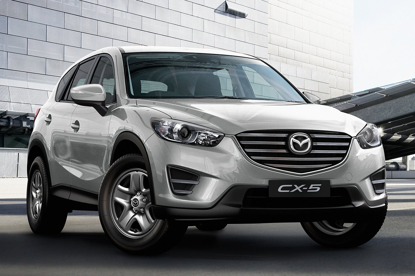 shows angle mazda suv in cx front new and style small tech york its updated
