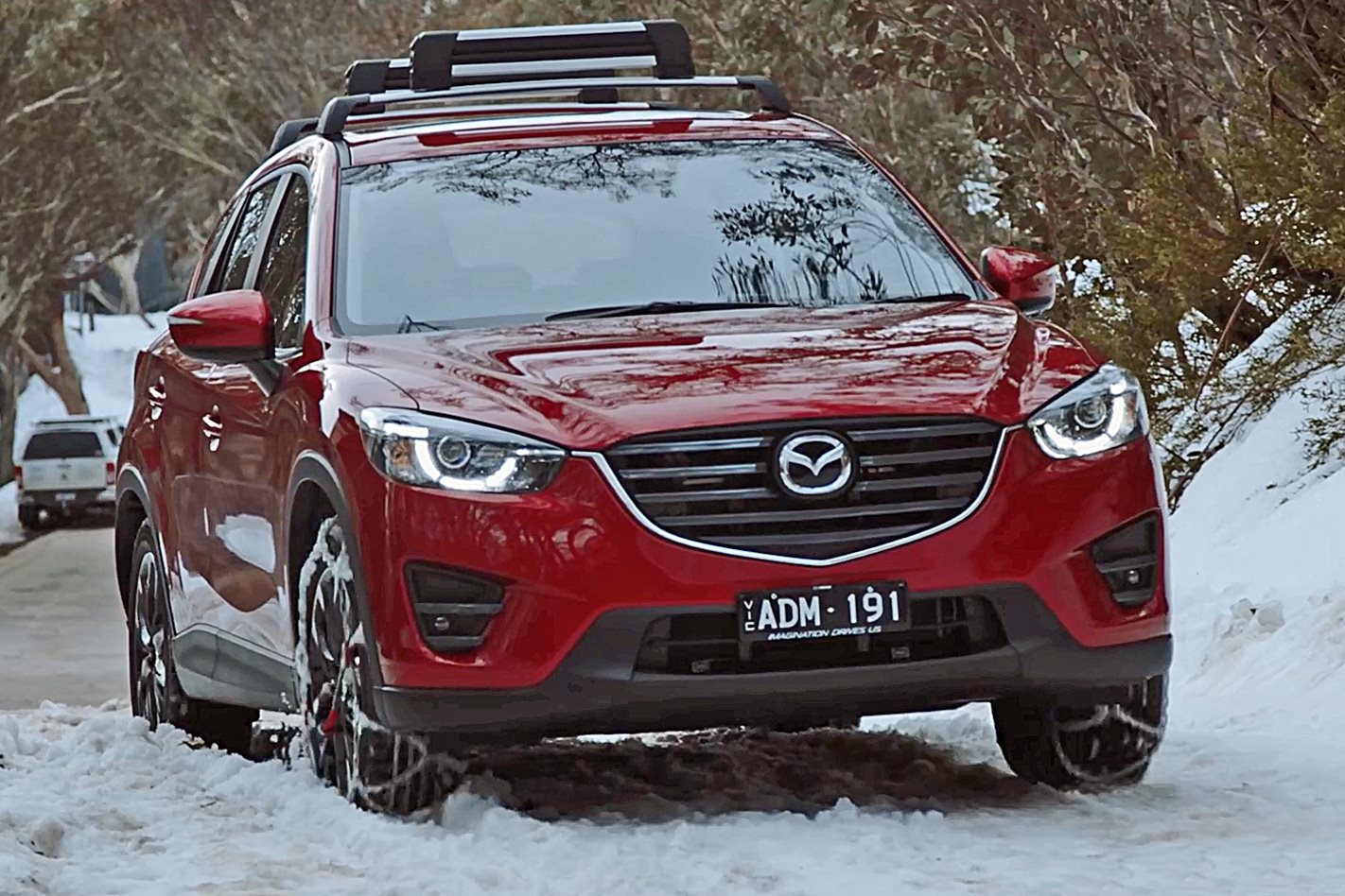 tips for driving in the snow with a mazda cx 5. Black Bedroom Furniture Sets. Home Design Ideas