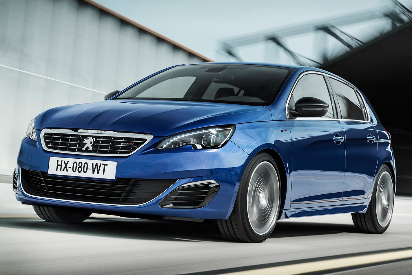 2015 Peugeot 308 Gt First Drive Review