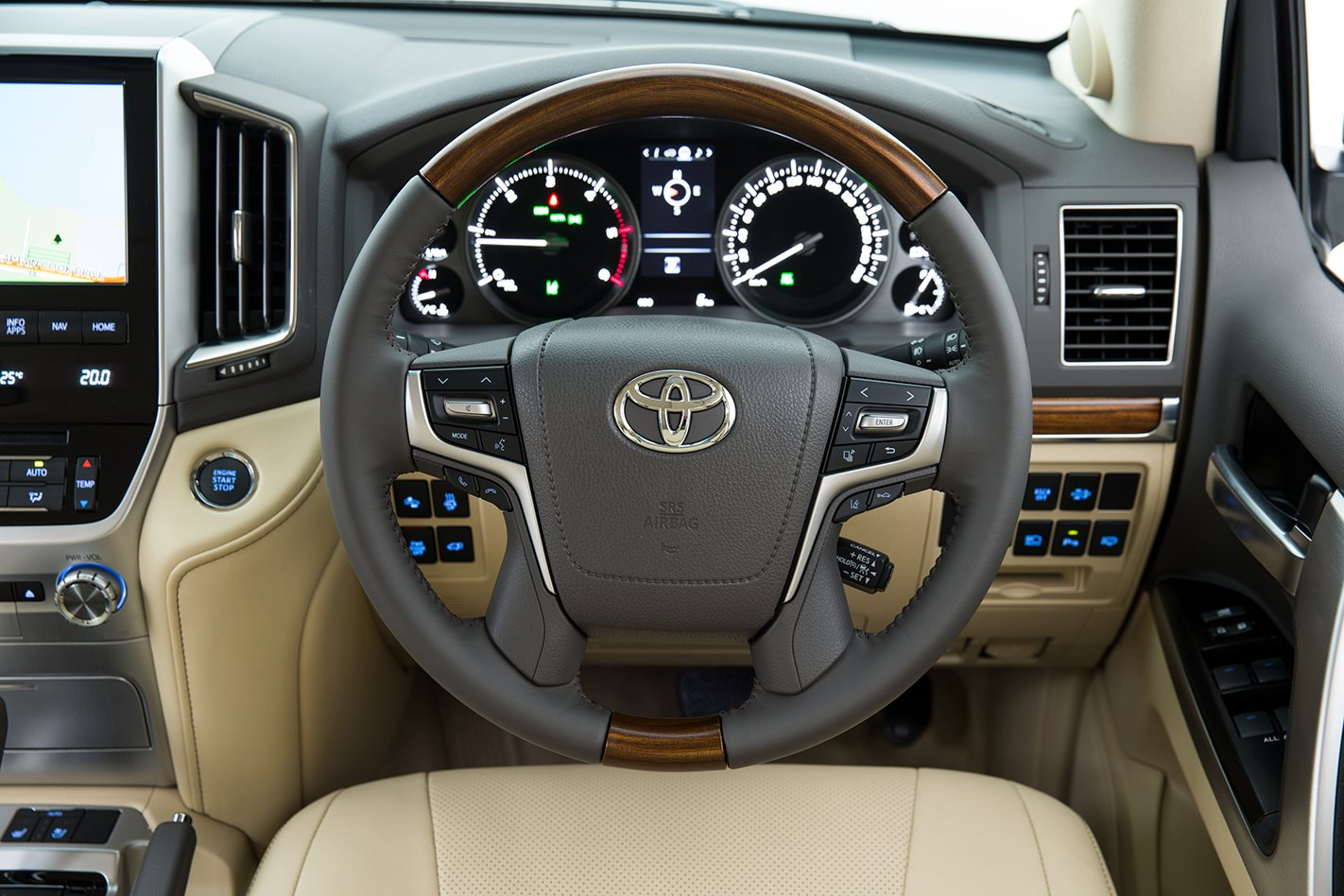 2017 Toyota Landcruiser 200 Review Whichcar