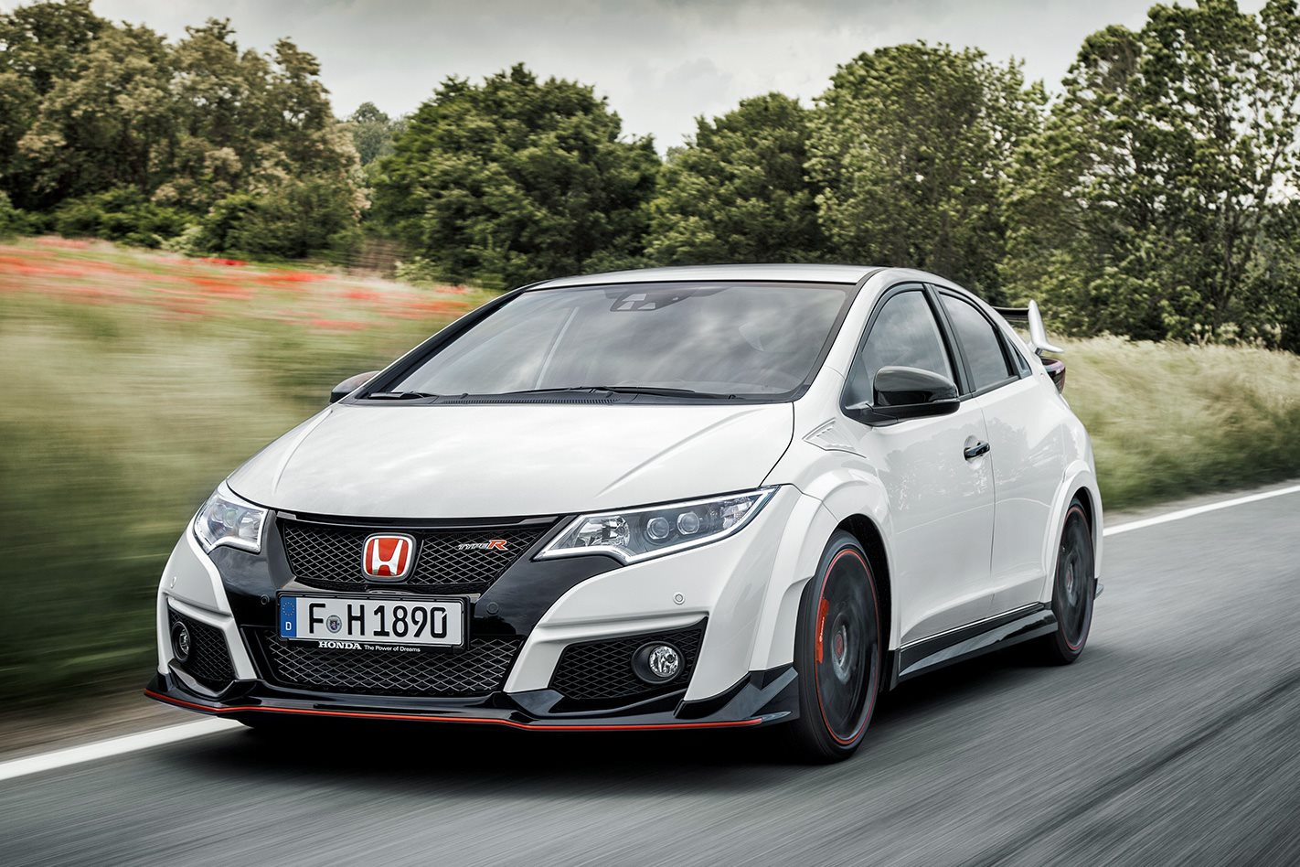 2015 Honda Civic Type-R First Drive Review