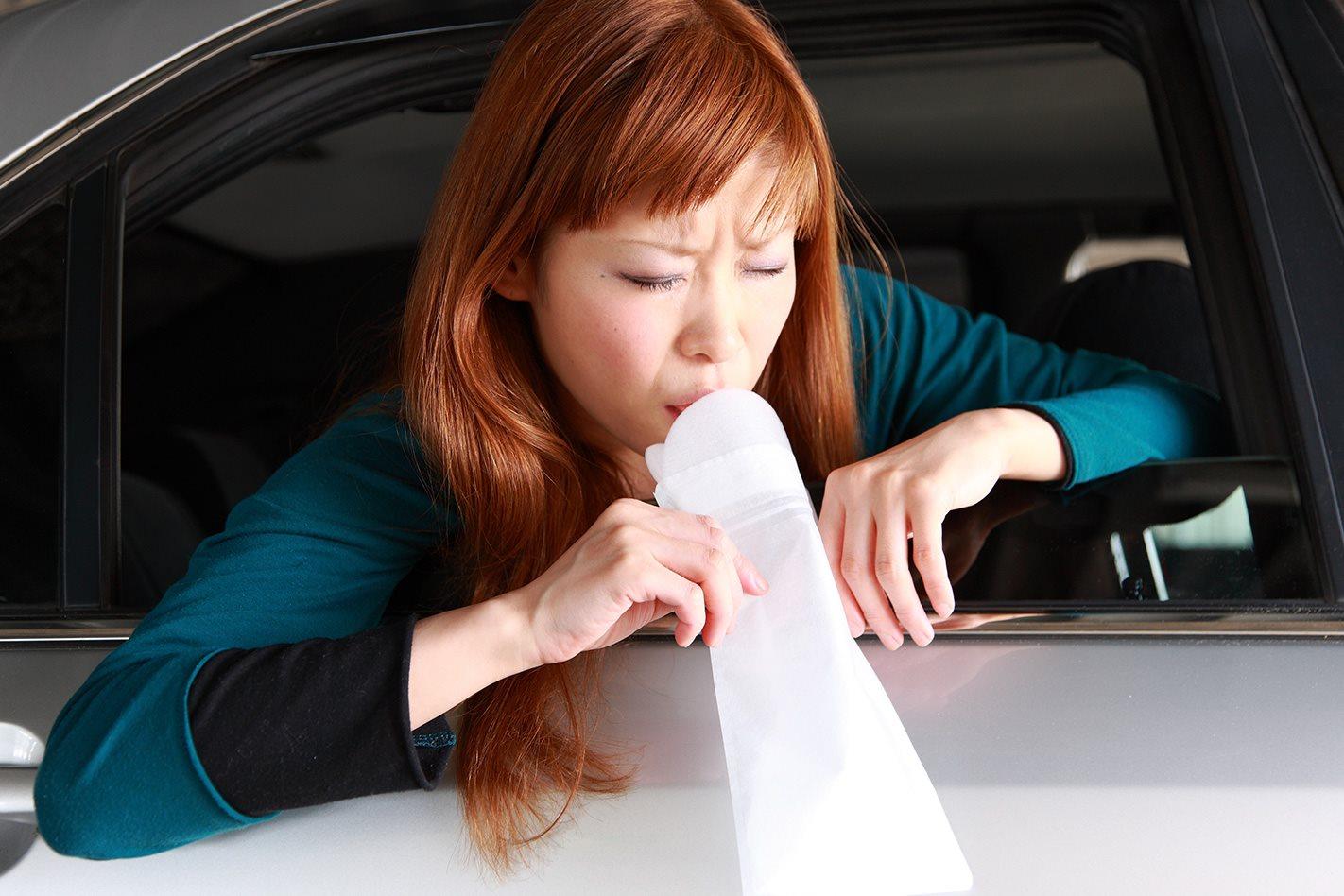 Top Ten Tips To Beat Motion Sickness