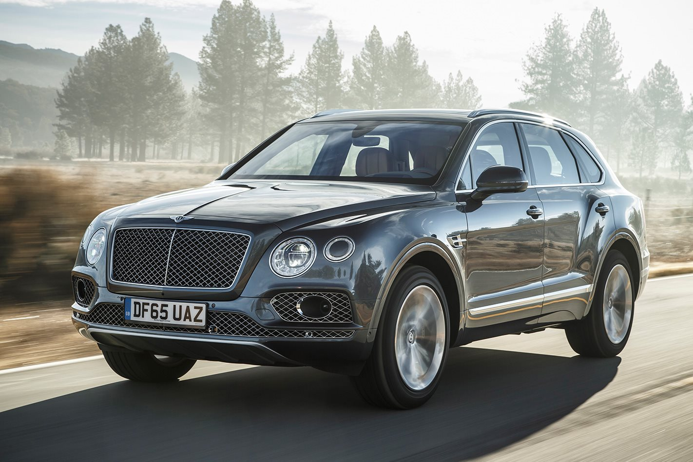 Bentley Bentayga Most Expensive Suv