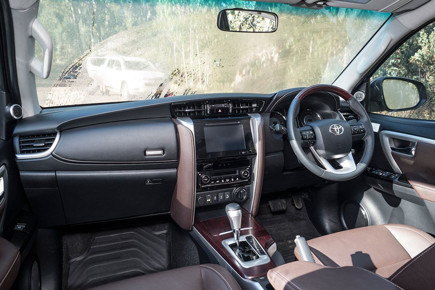 2018 Toyota Fortuner Review Whichcar
