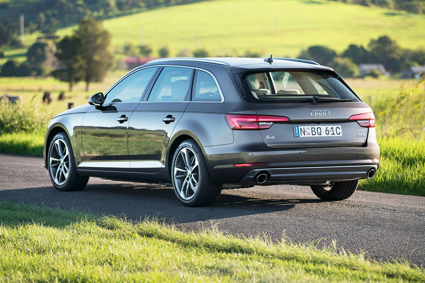 Audi A4 Review, Price & Features