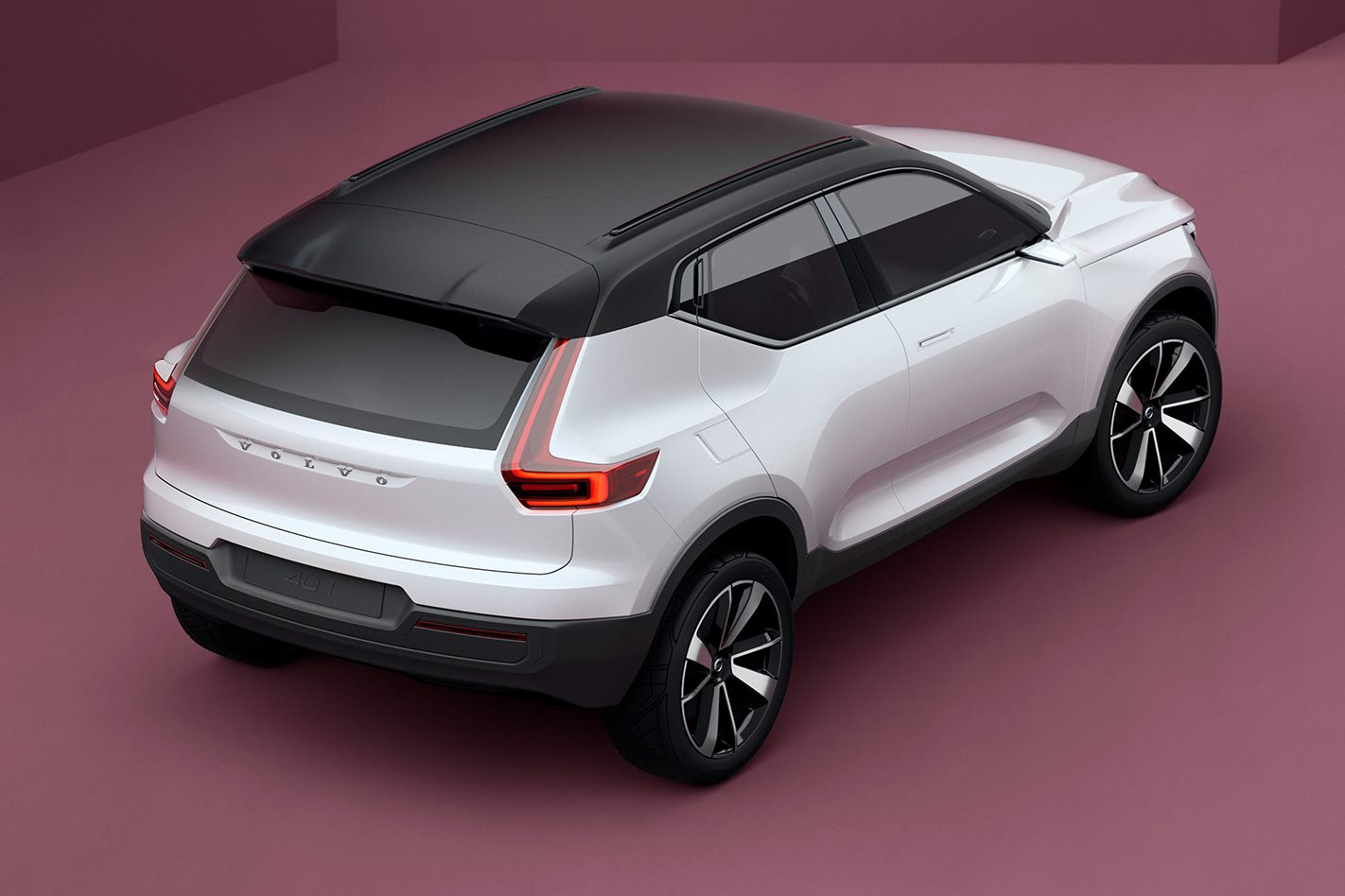 volvo xc40 suv and 40 series sedan previewed by concepts. Black Bedroom Furniture Sets. Home Design Ideas
