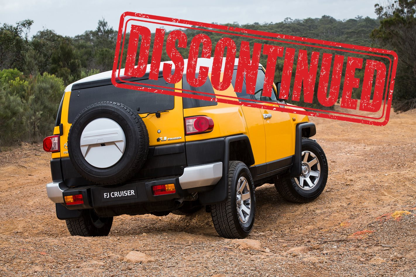 Is it okay to buy a discontinued car?