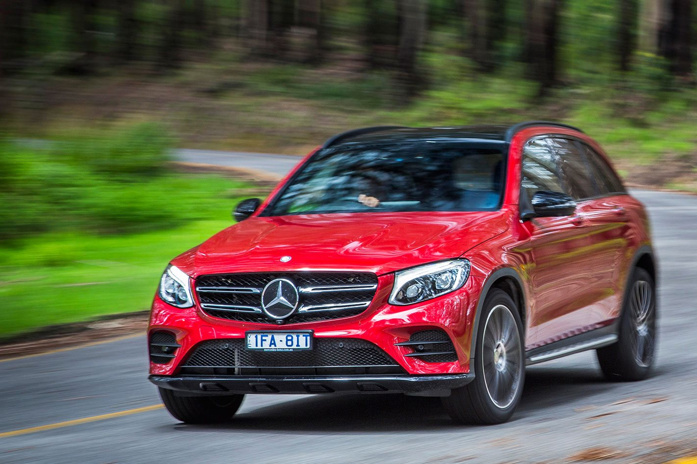 2016 mercedes benz glc class review. Black Bedroom Furniture Sets. Home Design Ideas