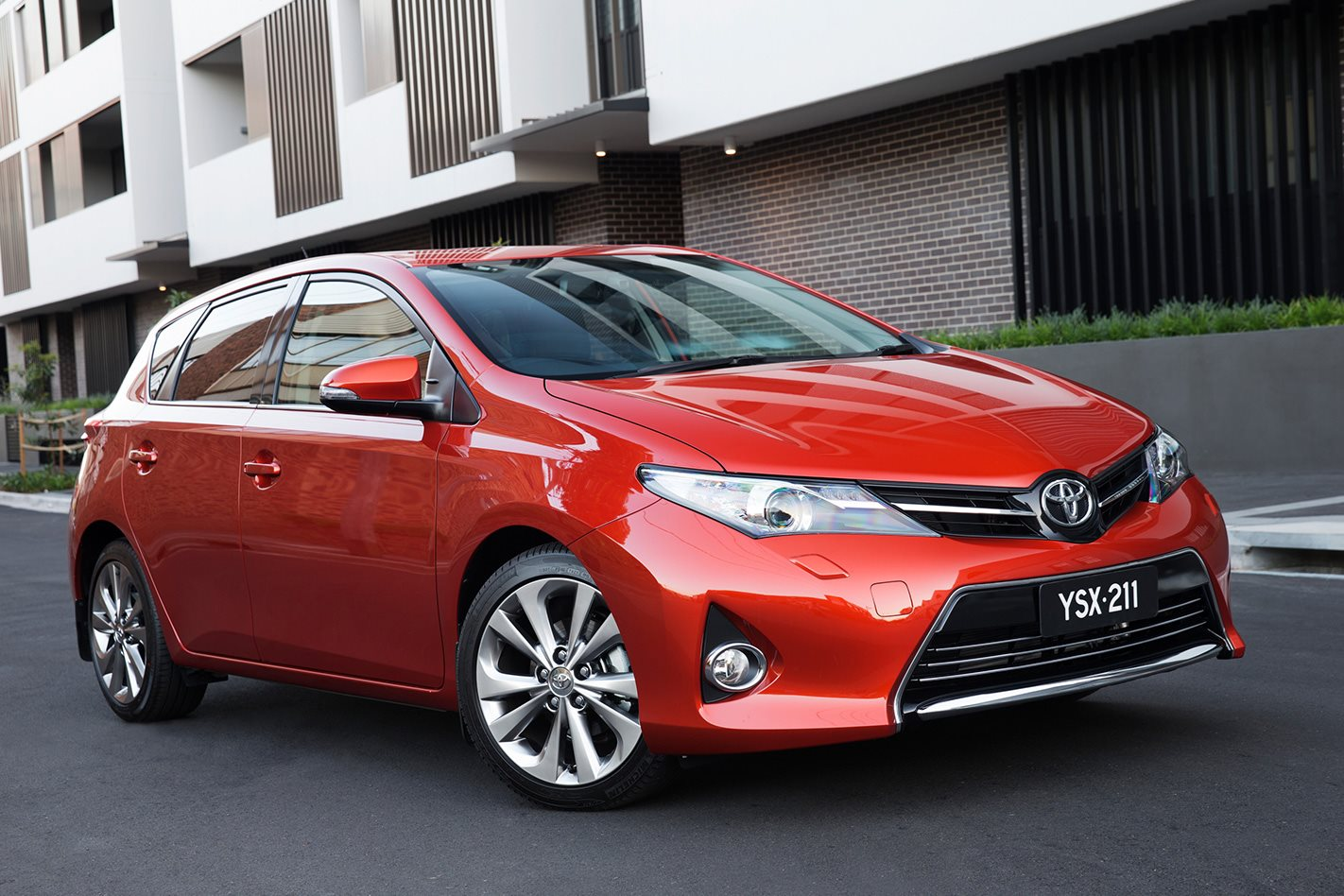 Toyota Australia Recalls 324 000 Cars Over Faulty Fuel System