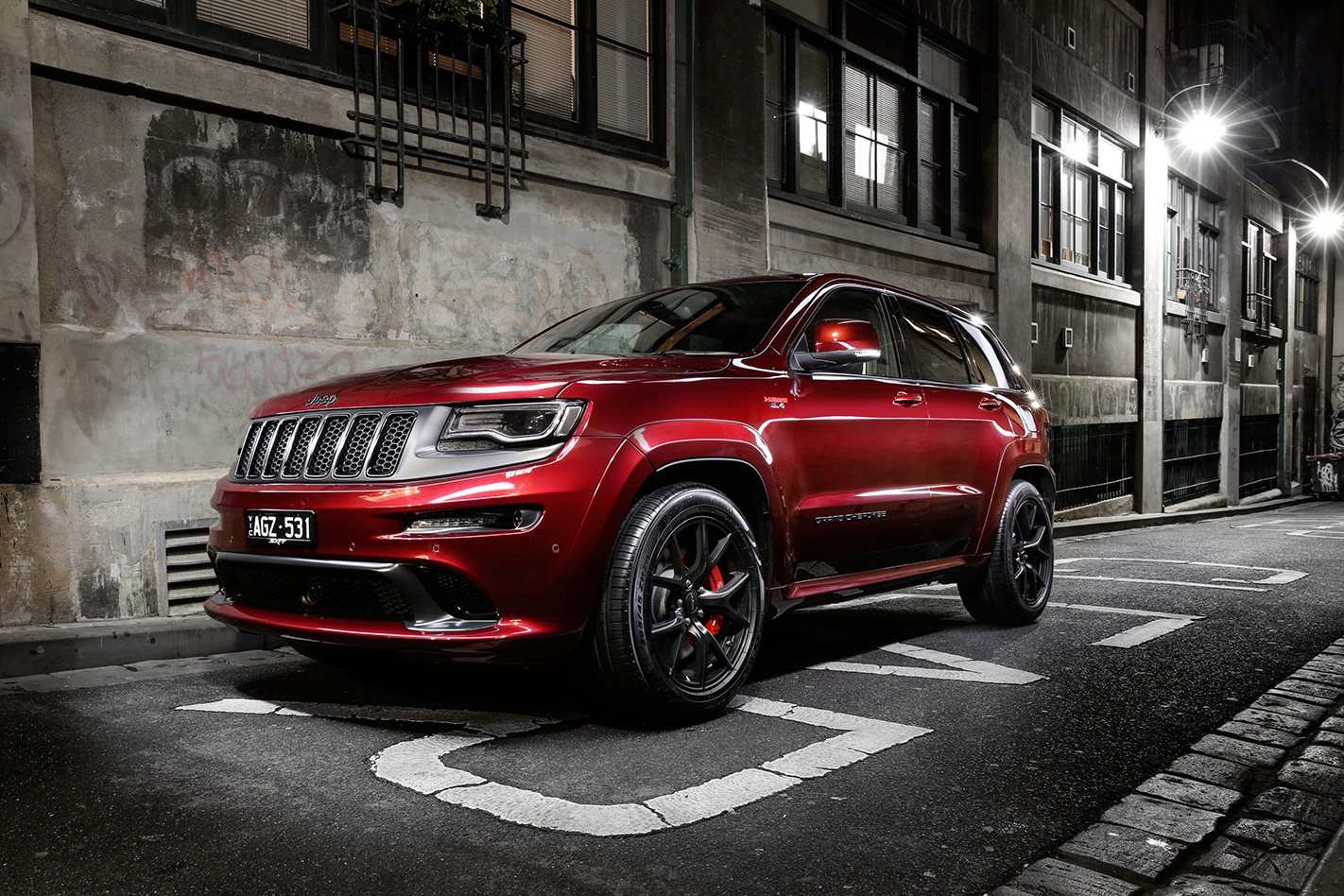 2016 Jeep Grand Cherokee Srt Night Quick Review