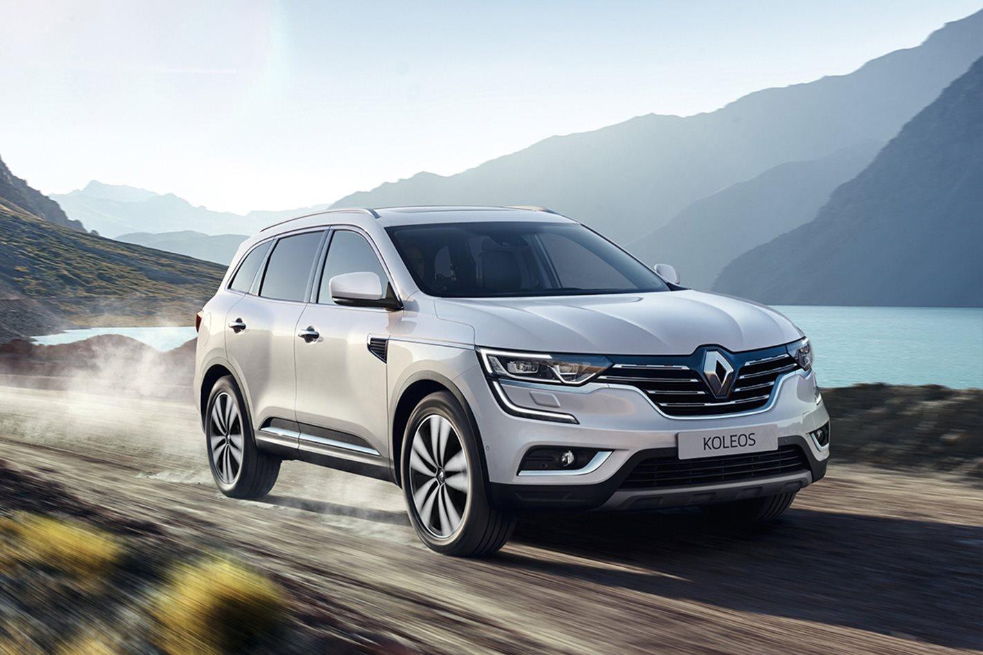 Renault koleos 2016 price