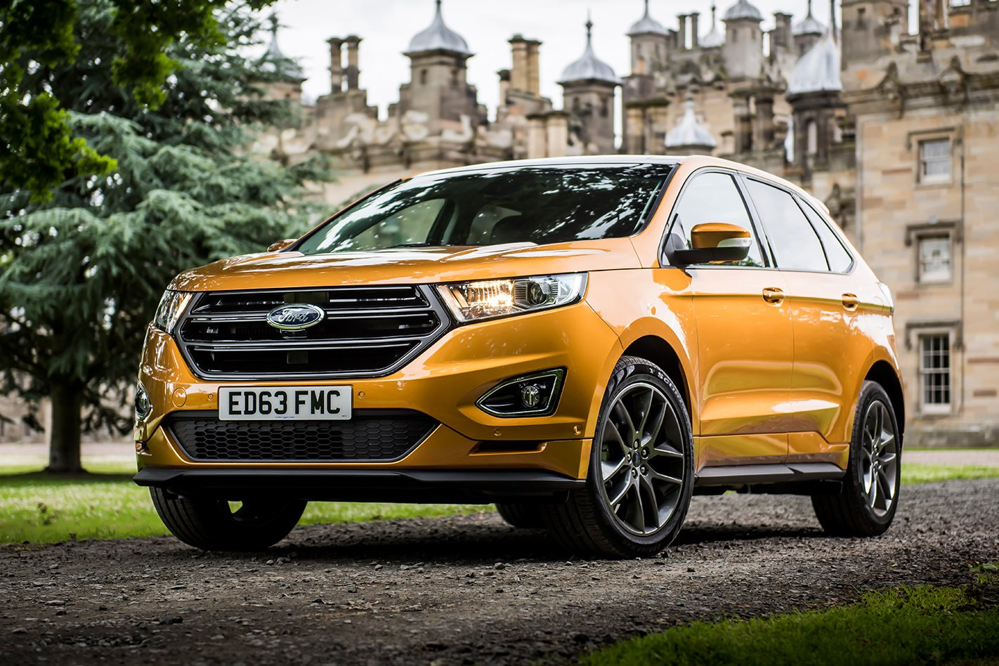 Ford edge suv named as replacement for ford territory - Garage volkswagen saint cloud ...