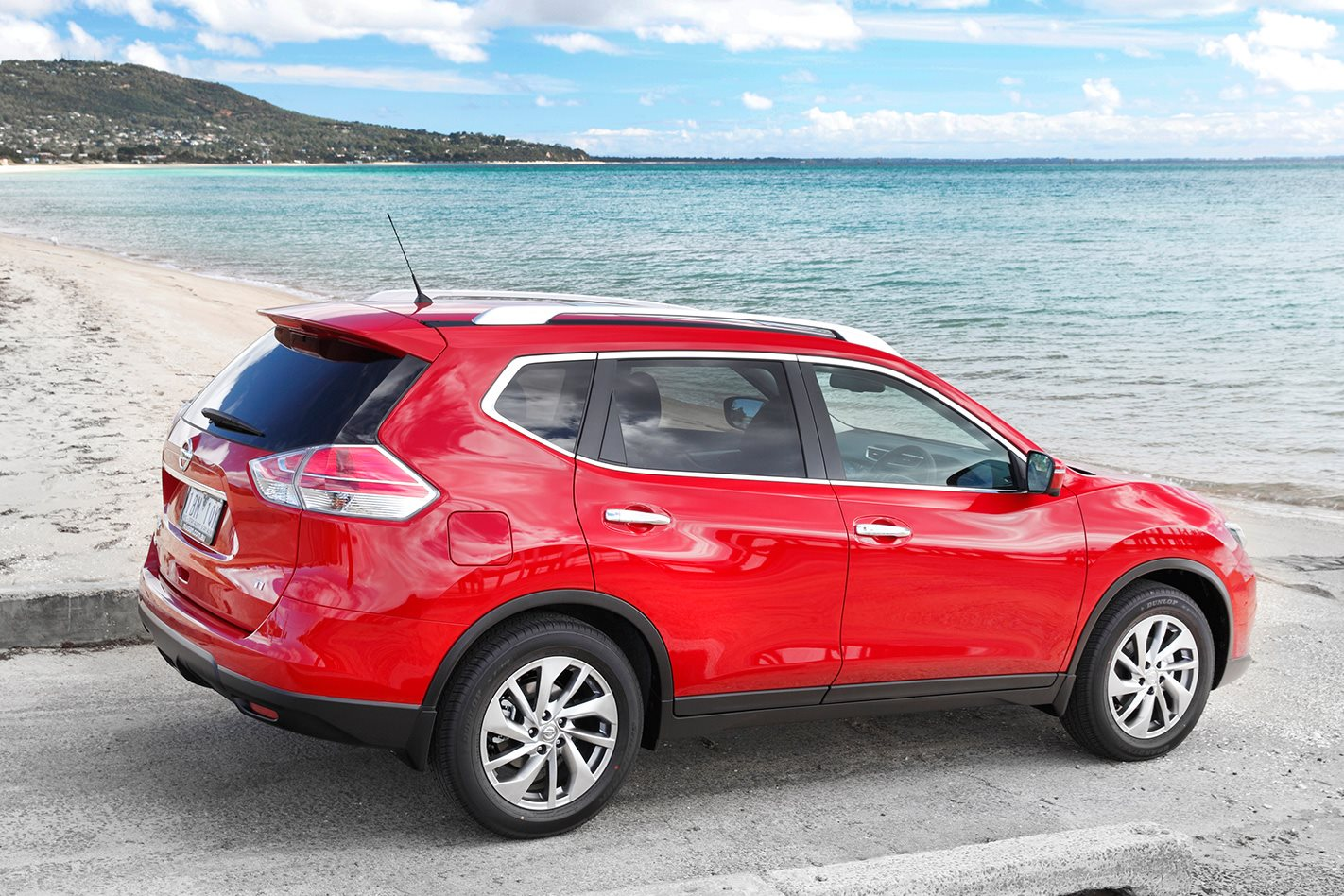 nissan x trail st 4wd quick review. Black Bedroom Furniture Sets. Home Design Ideas