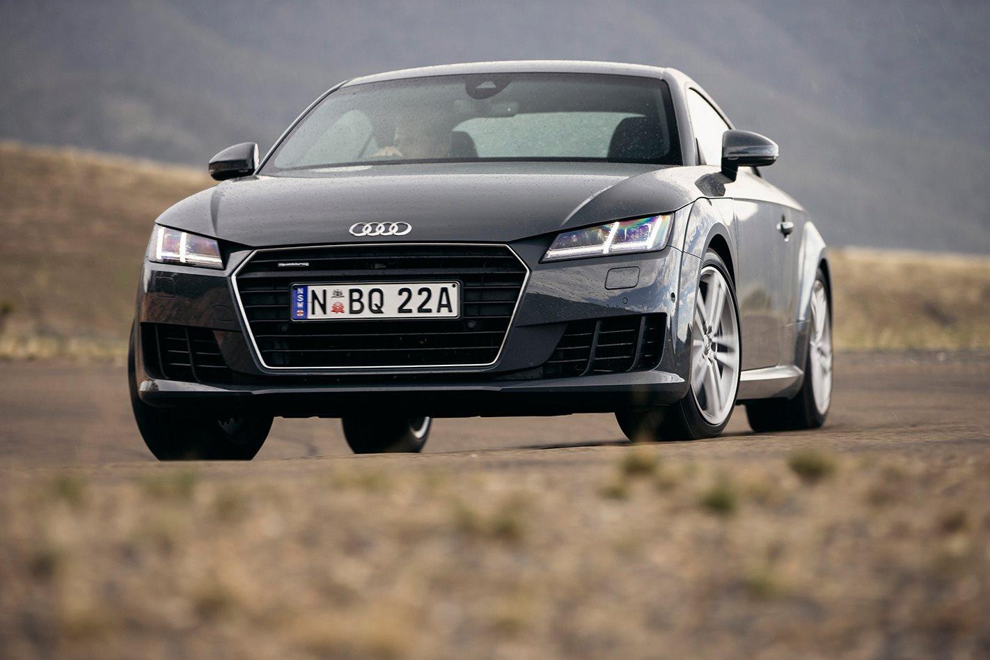 Audi Tt Sport Quattro Quick Review