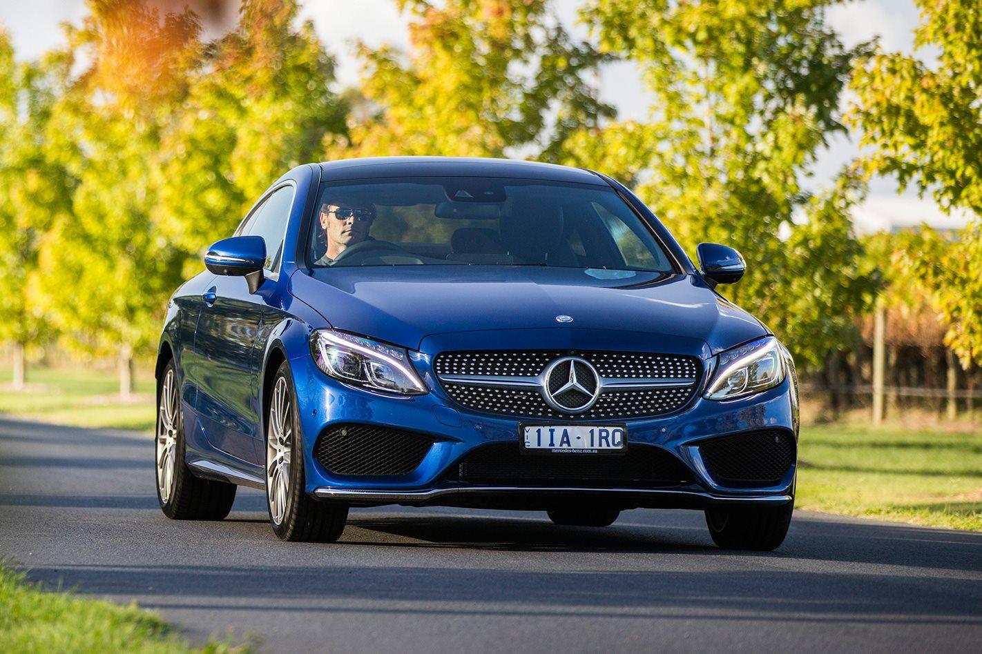 2016 Mercedes-Benz C200 Coupe Quick Review