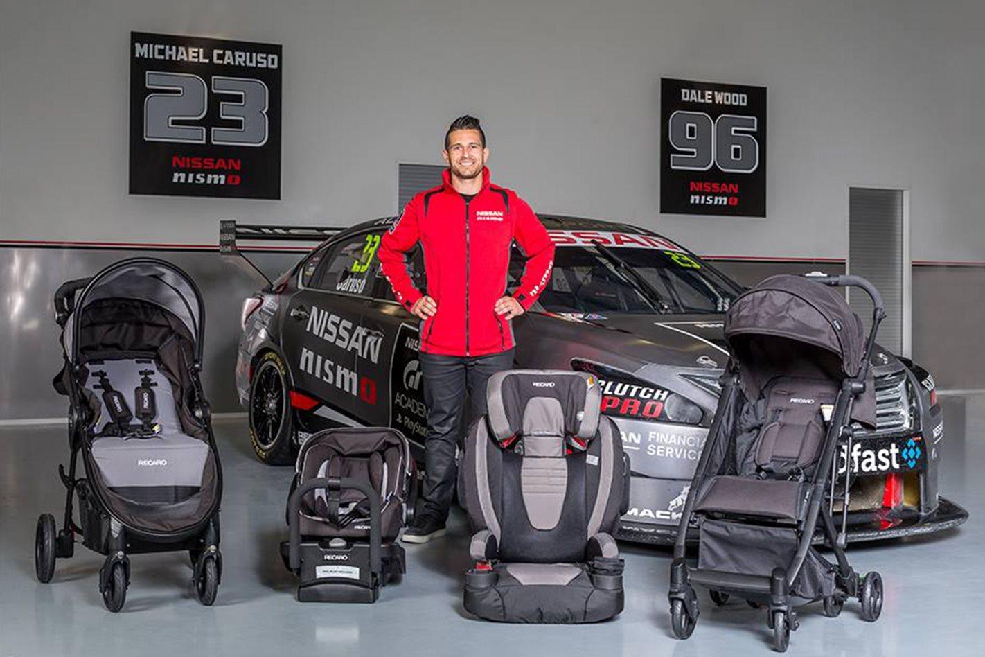 Recaro Child Seats Range To Launch In Australia